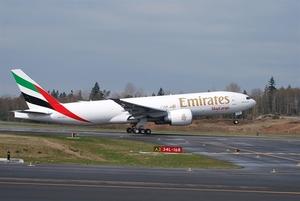 Emirates SkyCargo operates over 10,000 flights in Q2