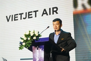 Vietjet named best workplace in Asia
