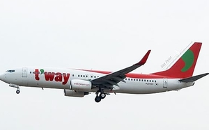 T'Way Airlines to resume flights from HCM City