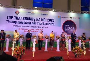 Top Thai Brands 2020 reboots business connection between VN, Thailand after pandemic