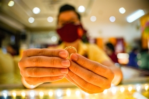 Gold prices soar on July 9