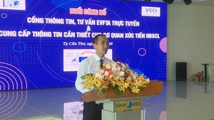 VCCI Can Tho launches website to explain EU free trade deal