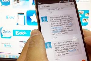 New decree to combat spam in Viet Nam
