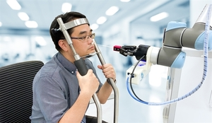 COVID-19 pandemic fuels global demand for 'cobots' in health sector