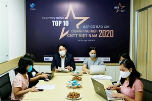 Top 10 leading Vietnamese IT firms programme launched