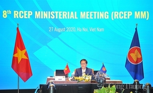 ASEAN+5expect to sign RCEP Agreement in November