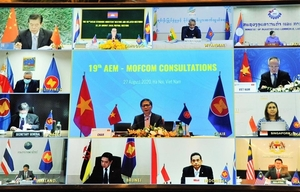 ASEAN, US continue to foster economic engagement