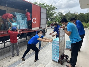 Nestlé provides 700,000 products to help Da Nang in COVID-19