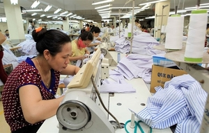Textile and electronics hardest hit in pandemic: official