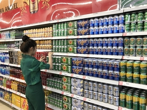 Beer industry:market slowly recovers