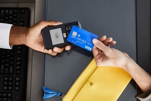 Visa's contactless stransaction jumps 500 per cent in H1