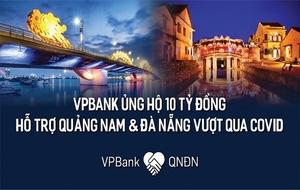 VPBank donates VND10 billion to fight COVID-19