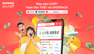 ShopBack launches officially in Viet Nam