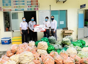 Central Retail donates 10 tonnes of fruits, vegetables to support COVID-19 fight in Da Nang