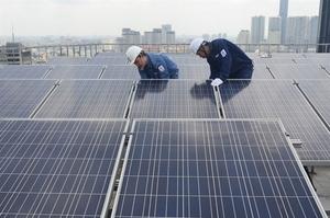 EVN pilots online platform to assist with rooftop solar power development