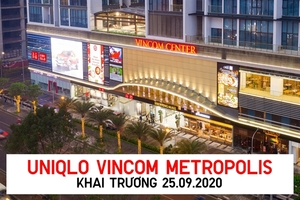 Second UNIQLO store in Ha Noi to open on September 25