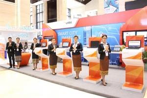 Unitel recognised for contribution to Laos' digital transformation