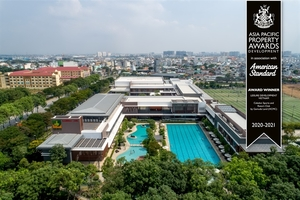 Gamuda Land wins Asia Pacific Property Awards with Celadon Sports and Resort Center