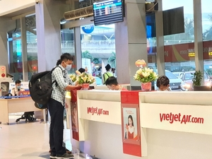 Vietjet increases flight frequency on Da Nang routes