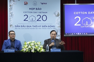 Cotton Day Vietnam to promote partnership with US this year