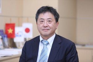 JICA proud to be part of Viet Nam's development progress: Chief Representative