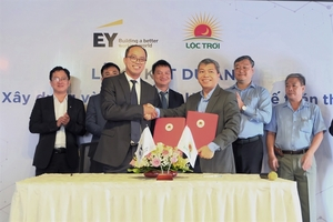 EY Vietnam teams up with Loc Troi Group for IFRS conversion