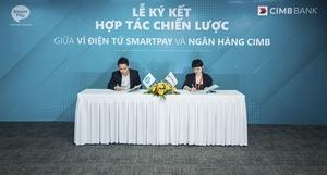 E-wallet SmartPay,CIMB Bank unveil tie-up