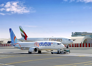 Emirates and flydubai reactivate partnership, offering travel to over 100 destinations through Dubai
