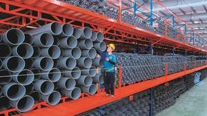 Plastics industry shrugs off pandemic, interests stock investors