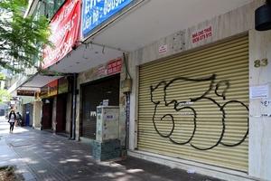 Business closure hits record high amid pandemic