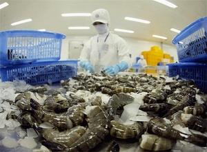 Shrimp exporters bring home US$3.85 billion in 2020