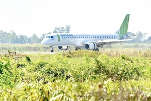Bamboo Airways achieves highest on-time performance for two consecutive years