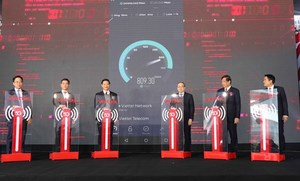 First industrial park in Viet Nam gains access to 5G network