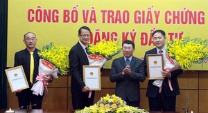 Foxconn invests in $270 million laptop plant in Bac Giang