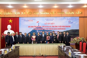 MobiFone co-operates with Ha Giang through digital transformation