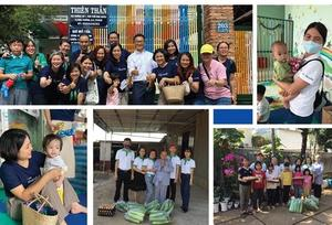 Manulife spreads kindness through its employees