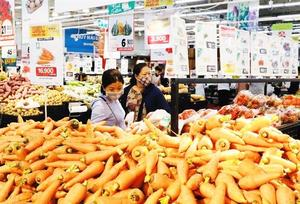 MoIT working to ensure supply of goods during Tet holiday