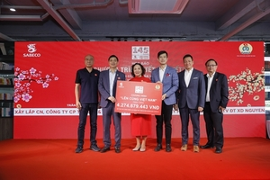 Sabeco launches Tet CSR programmes