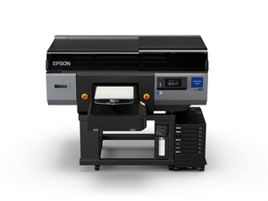 Epson launches 1st industrial DTG printer with bulk ink system for garment printers