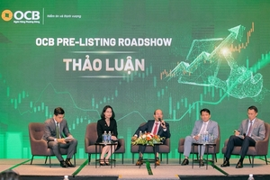 OCB eyes spot among 5 best private bank in Viet Nam