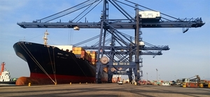 SSIT begins new international container service