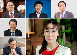 Vietnamese billionaires' net worth increases after battling headwinds of 2020