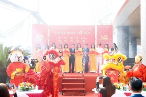 VsetGroup opens representative office in Ha Noi, announces business plan for 2021
