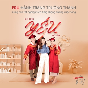Prudential introduces new education plan, Pru- Hanh Trang Truong Thanh