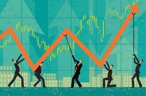 Market struggles on rising selling force