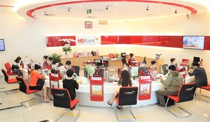 HDBank achieves 82% of full-year plan in 9 months