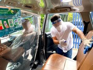 Grab resumes GrabCar service in Ha Noi