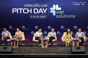 Viettel to invest in 16 potential solutions, products of Viet Solutions Contest
