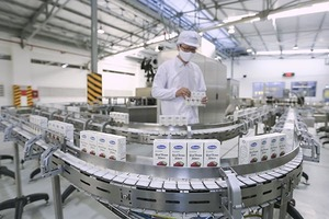 Domestic food and beverage industry has development potential