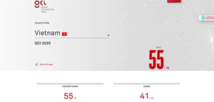 Viet Nam ranks 55th in digital transformation